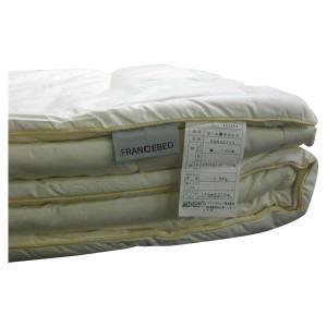 (代引不可)フランスベッド 36221100 カシミア布団 スモールシングルサイズ|ccnshop