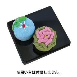 (代引不可)オリムパス オリムパスオリジナルキット 和菓子マグネット 朝顔とバラ PA-692|ccnshop