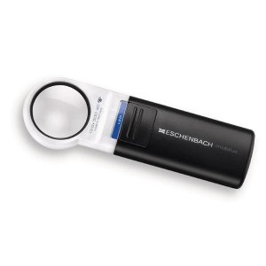(代引不可)エッシェンバッハ mobiluxLED+mobase LEDワイドライトルーペ&専用スタンド 35mmΦ(12.5倍) 1511-12M|ccnshop