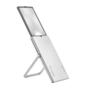 (代引不可)エッシェンバッハ イージーポケット LEDライト付手持ちルーペ 2.5倍 XL シルバー 1522-11|ccnshop