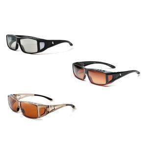 (代引不可)ellesse エレッセ メガネの上からかけられるオーバーサングラスMサイズ ES-OS02|ccnshop