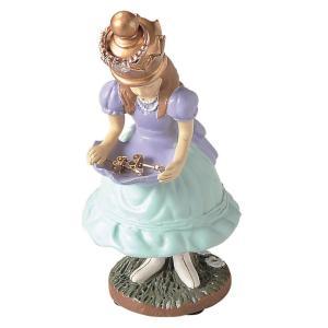 (代引不可)セトクラフト Alice in Wonder Land リングホルダー アリスと王冠 SR-0633-160|ccnshop
