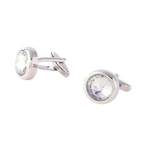 (代引不可)茶谷産業 Fashion Accessory Collection カフスボタン クリスタル 700-014|ccnshop