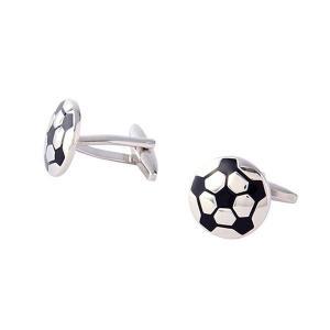 (代引不可)茶谷産業 Fashion Accessory Collection カフスボタン サッカーボール 700-012|ccnshop