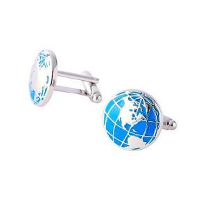 (代引不可)茶谷産業 Fashion Accessory Collection カフスボタン 地球儀 700-011|ccnshop