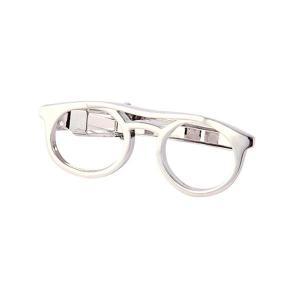 (代引不可)茶谷産業 Fashion Accessory Collection ネクタイピン メガネ 700-300|ccnshop
