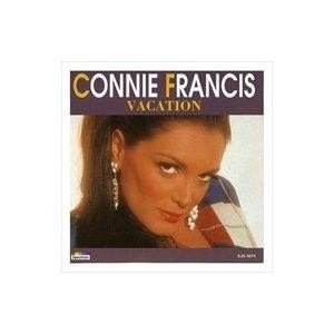 (代引不可)CD CONNIE FRANCIS(コニー・フランシス) VACATION EJS-4074|ccnshop