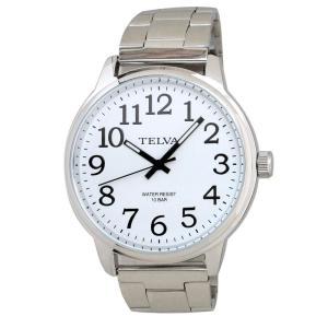 (代引不可)TELVA アナログ 腕時計(M) TE-AM014-WTS ccnshop