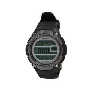 (代引不可)T-sports デジタル 腕時計 TS-D059-BK ccnshop