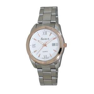 (代引不可)SELDICA アナログ 腕時計 SD-AM049-SVT ccnshop