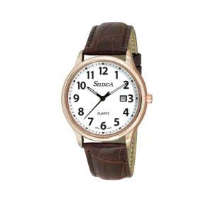 (代引不可)SELDICA アナログ 腕時計 SD-AM051-WTG ccnshop