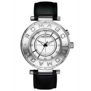 (代引不可)ROMAGO DESIGN (ロマゴデザイン) Flow series フローシリーズ 腕時計 RM002-0055ST-SV ccnshop
