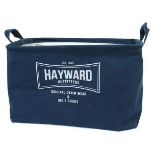 (代引不可)アツメ コーティング収納 HAYWARD ネイビー 71845|ccnshop