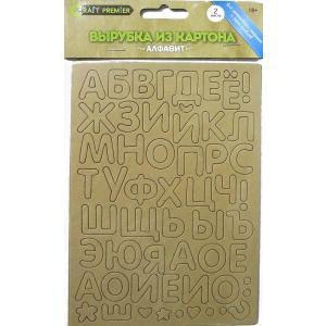 ロシア 露 クラフトプレミア Craft Premier チップボード デザインパーツ 280221 ロシア語アルファベット キリル文字 スクラップブッキング コラージュ|ccpopo