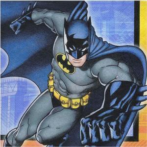 1枚バラ売りペーパーナプキン バットマン BATMAN アメコミ 紙ナフキン デコパージュ  511386|ccpopo