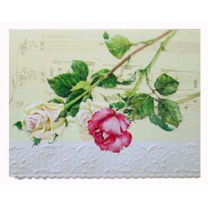廃盤レア品 Made in USA キャロルウィルソン グリーティングカード NP2225 カード・封筒 1セット|ccpopo