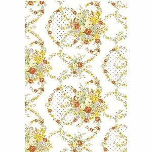 ロシア 露 クラフトプレミア Craft Premier 作品販売可デコパージュ用ライスペーパー A3 「薔薇の花のパターン」 25g/m CD09836  正規輸入品|ccpopo