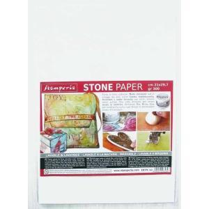 スタンペリア Stamperia イタリア ストーンペーパー Stone paper Size A4 ミックスメディアアート デコパージュ DFPCA4|ccpopo