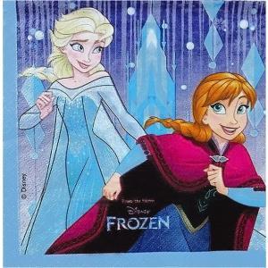 1枚バラ売りペーパーナプキン アナと雪の女王 ディズニー DISNEY FROZEN デコパージュ ドリパージュ 紙ナフキン 7033057|ccpopo