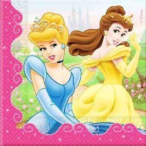 1枚バラ売りペーパーナプキン ディズニープリンセス DisneyPrincess デコパージュ ドリパージュ 5201184044629|ccpopo