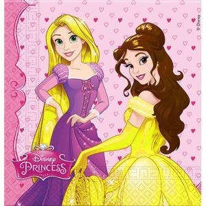 1枚バラ売りペーパーナプキン ディズニープリンセス DisneyPrincess デコパージュ ドリパージュ|ccpopo