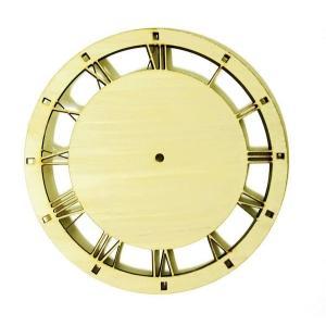 ロシア 露 クラフトプレミア Craft Premier 木製素材 時計 ブランク ロシア産白樺(しらかば)使用 FN031 日本総代理店推奨 正規輸入品|ccpopo