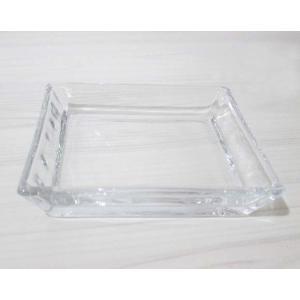 ガラス皿 スクエア ハンドメイド クラフト ホビー|ccpopo