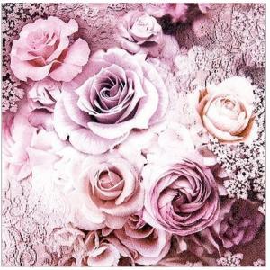 HOME FASHION ペーパーナプキン バラ Evelien 211614 バラ売り2枚1セット デコパージュ ドリパージュ|ccpopo