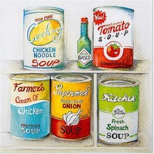 かわいいペーパーナプキン Kitchen Cabinet キッチンキャビネット 2枚 211631 デコパージュ ドリパージュ|ccpopo