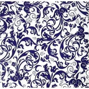 HOME FASHION ペーパーナプキン アラベスク 唐草模様 プラム Arabesque plum 211732 バラ売り2枚1セット デコパージュ ドリパージュ|ccpopo