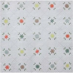 HOME FASHION ペーパーナプキン キュートパターン Cute Pattern 211817 バラ売り2枚1セット デコパージュ ドリパージュ|ccpopo