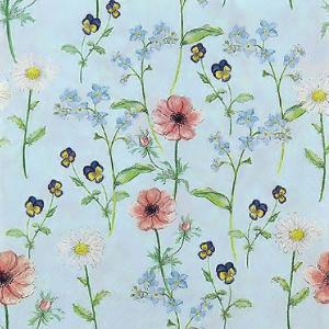 HOME FASHION ペーパーナプキン リトルガーデン Little Garden 211829 バラ売り2枚1セット デコパージュ ドリパージュ ccpopo