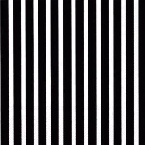 かわいいペーパーナプキン ドイツ製 Lunch napkins Stripes again black white ストライプ ブラック ホワイト 2枚 L-409079 デコパージュ|ccpopo