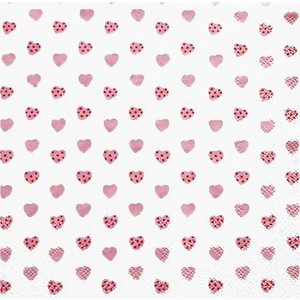 IHR ドイツ ペーパーナプキン リトルスイートハート ローズ MY LITTLE SWEETHEART rose バラ売り2枚1セット L-726750 デコパージュ ドリパージュ|ccpopo