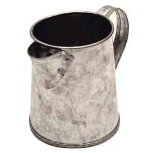 スタンペリア Stamperia イタリア クラフト用メタルミルクポット 缶 Metal milk pot KM85 7.0x6.0cm|ccpopo