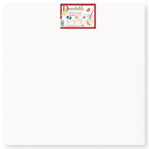 スタンペリア Stamperia イタリア 白い正方形のキャンバス Square canvas 30x30x1.8cm KTL24 正規輸入品 ccpopo