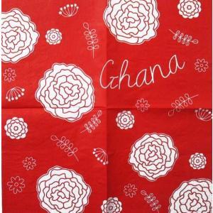 1枚バラ売り25cmペーパーナプキン レア柄 ロッテ ガーナ Ghana オリジナル紙ナプキン デコパージュ ドリパージュ|ccpopo