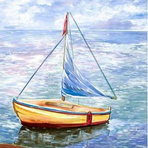Maki ポーランド ペーパーナプキン Lunch napkins 帆船 Segelschiff バラ売り2枚1セット SLOG-025701