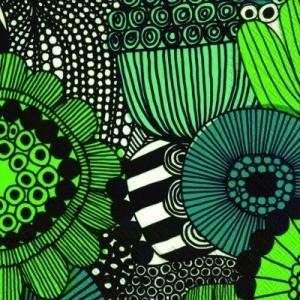 マリメッコ Marimekko ペーパーナプキン SIIRTOLAPUUTARHA  green 2枚 北欧 L-553900 デコパージュ ドリパージュ|ccpopo