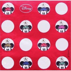 1枚バラ売りペーパーナプキン ミッキーマウス Mickey Mouse Disney ディズニー 紙ナフキン 3枚重ね デコパージュ ドリパージュ|ccpopo
