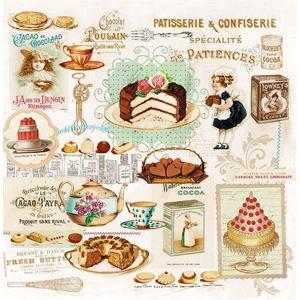 デコパージュ、ドリパージュなどの素材や食卓の演出に♪  nouveau(ヌーヴォー)オーストリア  ...