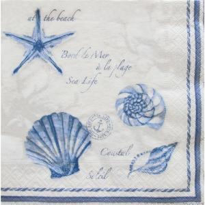 イタリア NUOVA R2S社ペーパーナプキン Lunch napkins MISTRAL バラ売り2枚1セット 414-MIST デコパージュ ドリパージュ|ccpopo
