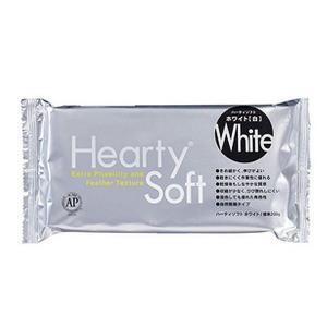 パジコ PADICO ハーティソフト Hearty Soft ホワイト 白 軽量粘土 200g 303123|ccpopo