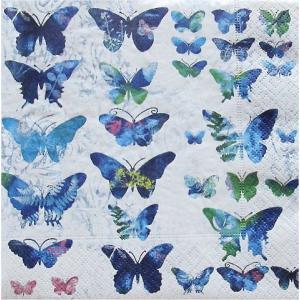 Paper+Design ドイツ ペーパーナプキン Fly away バラ売り2枚1セット L-21787 デコパージュ ドリパージュ|ccpopo