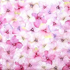 Paper+Design ドイツ ペーパーナプキン 小さな花 Small blossoms バラ売り2枚1セット L-200695 デコパージュ ドリパージュ|ccpopo