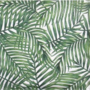 Paw ポーランド ペーパーナプキン ランチサイズ トロピカルリーフ Tropical Leaves バラ売り2枚1セット SDL-096500 デコパージュ