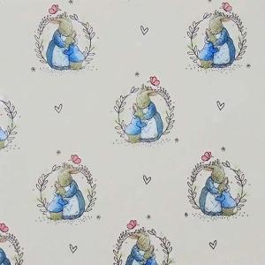 1枚バラ売りペーパーナプキン ピーターラビット PETER RABBIT ペーパーナプキン BEATRIX POTTER イギリス 絵本 ドリパージュ デコパージュ 5050687630217|ccpopo