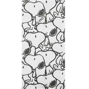 入手困難レア品 PEANUTS スヌーピー フェイスリピート ポケットペーパーナプキン 紙ナフキン 紙ハンカチ 21.5cm角 2枚1セット デコパージュ ドリパージュ