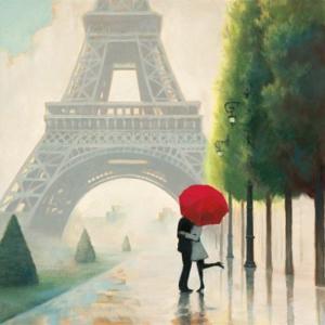 PPD ドイツ ペーパーナプキン Paris Romance バラ売り2枚1セット L-133-1427 デコパージュ ドリパージュ|ccpopo