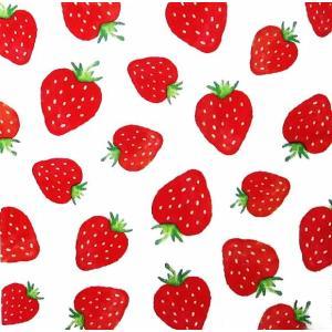 PPD ドイツ ペーパーナプキン Lunch napkins strawberries バラ売り2枚1セット 133-3297 デコパージュ ドリパージュ|ccpopo